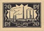 Germany, 20 Pfennig, 1371.26