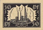 Germany, 50 Pfennig, 1371.26