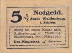 Germany, 5 Pfennig, W3.18c