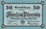 Germany, 50 Pfennig, 305.2