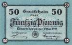 Germany, 50 Pfennig, 305.2