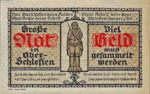 Germany, 75 Pfennig, 503.1a