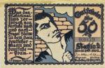 Germany, 50 Pfennig, 668.7a