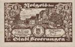 Germany, 50 Pfennig, 99.2