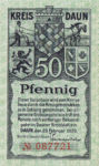 Germany, 50 Pfennig, D7.1b