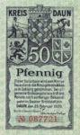 Germany, 50 Pfennig, D7.1b