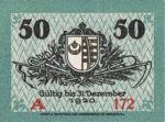 Germany, 50 Pfennig, K19.1c