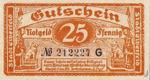 Germany, 25 Pfennig, E13.4