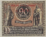 Germany, 90 Pfennig, 456.9a