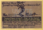 Germany, 2 Mark, 569.1b or c