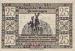 Germany, 25 Pfennig, 599.1a