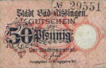 Germany, 50 Pfennig, K27.1a