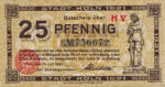 Germany, 25 Pfennig, K30.19b