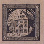 Germany, 20 Pfennig, K35.?