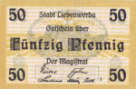 Germany, 50 Pfennig, L37.4c