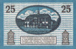 Germany, 25 Pfennig, L37.4b