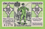 Germany, 25 Pfennig, 812.1