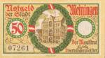 Germany, 50 Pfennig, M24.4b v2