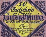 Germany, 50 Pfennig, A19.3b