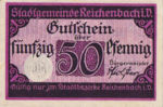 Germany, 50 Pfennig, R20.3c