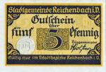 Germany, 5 Pfennig, R20.3a
