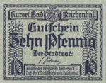 Germany, 10 Pfennig, R22.4