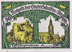 Germany, 50 Pfennig, S20.4