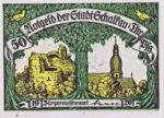 Germany, 50 Pfennig, S20.4