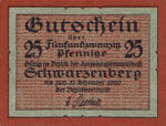 Germany, 10 Pfennig, S58.4a