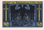 Germany, 50 Pfennig, 1208.2