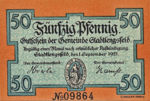 Germany, 50 Pfennig, 1251.1a