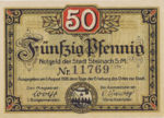 Germany, 50 Pfennig, S106.4a