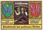 Germany, 50 Pfennig, 1277.1
