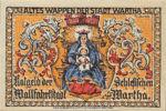 Germany, 25 Pfennig, 1381.2