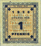Germany, 1 Pfennig, 1382.1