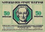 Germany, 50 Pfennig, 1398.6a