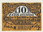 Germany, 10 Pfennig, Z13.3