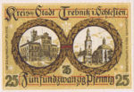 Germany, 25 Pfennig, T17.4a