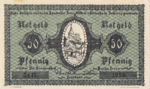 Germany, 50 Pfennig, Z9.6