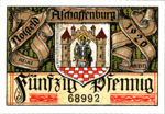 Germany, 50 Pfennig, A28.5b