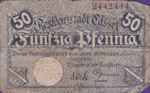 Germany, 50 Pfennig, C8.5b