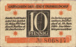 Germany, 10 Pfennig, D35.6