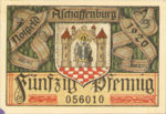 Germany, 50 Pfennig, A28.5a