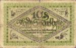 Germany, 10 Pfennig, B44.7c