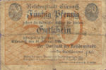 Germany, 50 Pfennig, E10.1a