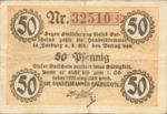 Germany, 50 Pfennig, H15.2b