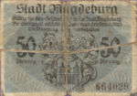 Germany, 50 Pfennig, M2.3f
