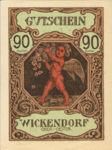 Austria, 90 Heller, FS 1182Ib