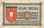 Germany, 50 Pfennig, W31.4b