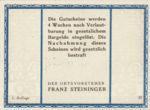 Austria, 50 Heller, FS 754Ic